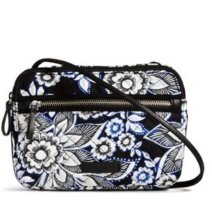 NWT Vera Bradley Iconic Little Crossbody